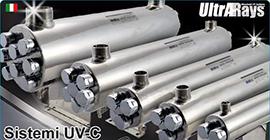 Sistemi UV ultraRAys Philips